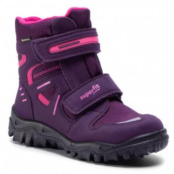 Zvětšit Superfit 0-809080-9000, 00 dievčenská zimná obuv