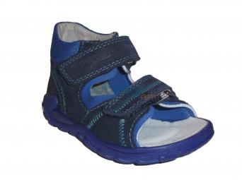 Zvětšit Superfit 0-00035-81, detská letná obuv