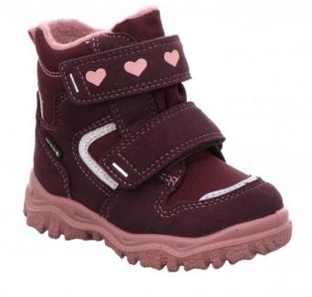 Zvětšit Superfit 1-000045-5000, 00 dievčenská zimná obuv