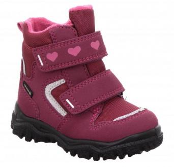 Zvětšit Superfit 1-000045-5010, 01 dievčenská zimná obuv