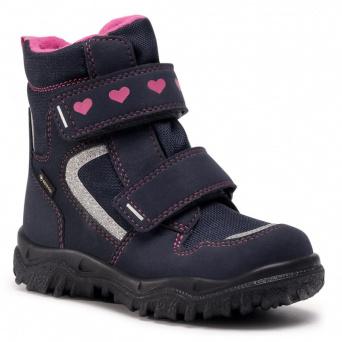 Zvětšit Superfit 1-000045-8000, 01 dievčenská zimná obuv