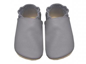 Zvětšit BABICE kožené topánočky - BA-088