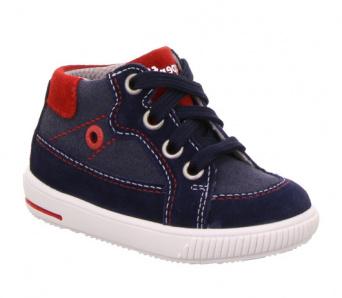 Zvětšit Superfit 0-600359-8000, 01 detská celoročná obuv