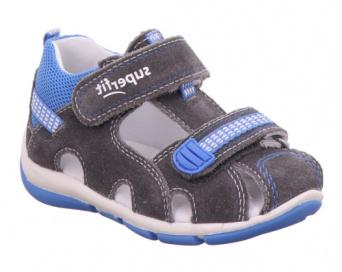 Zvětšit Superfit 1-600140-2500, 02 detská letná obuv