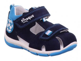 Zvětšit Superfit 1-609142-8010, 02 detská letná obuv