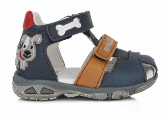Zvětšit D.D.STEP - AC290-612B, chlapčenské letné topánky