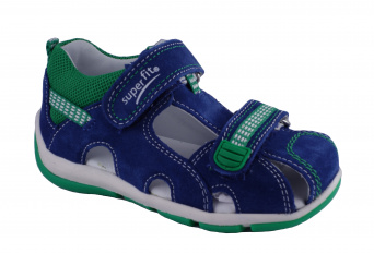 Zvětšit Superfit 4-00140-82, 01 detská letná obuv