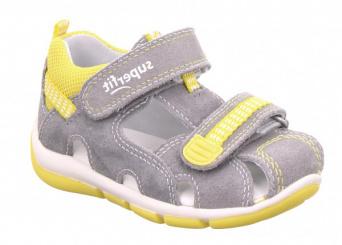 Zvětšit Superfit 6-00140-25, 01 detská letná obuv