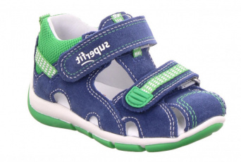 Zvětšit Superfit 0-600140-8000, 01 detská letná obuv