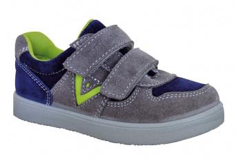 Zvětšit Protetika Arox navy - celoročná obuv, 01