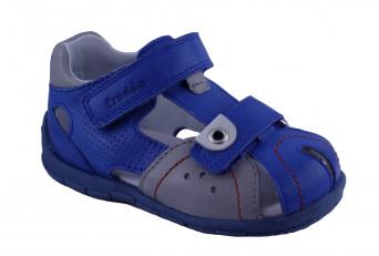 Zvětšit Froddo G2150105-1 blue, 01 detská letná obuv