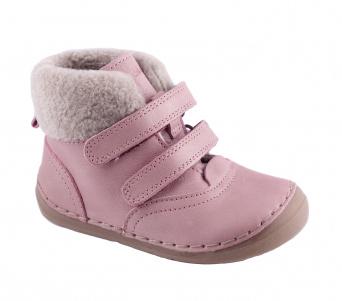 Zvětšit Froddo G2110079 pink, 01 detská vyteplená obuv