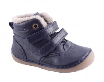 Zvětšit Froddo G2110078 dark blue, 01 detská vyteplená obuv