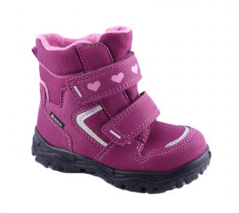 Zvětšit Superfit 5-09045-50, 01 dievčenská zimná obuv