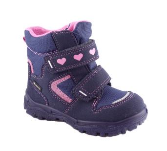Zvětšit Superfit 5-09045-80, 01 dievčenská zimná obuv