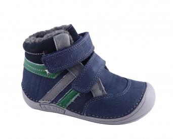 Zvětšit D.D.Step - 018-41 blue, chlapčenská zimná obuv