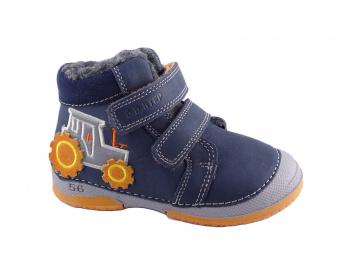 Zvětšit D.D.Step - 038-263 blue, chlapčenská zimná obuv
