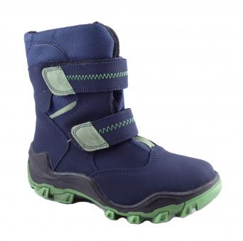 Zvětšit Kornecki 6393 M/GRANAT, chlapčenská zimná obuv