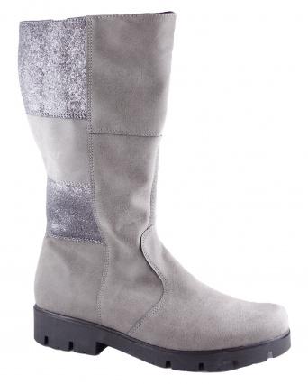 Zvětšit Kornecki 6232 W/POPIEL, dievčenská zimná obuv