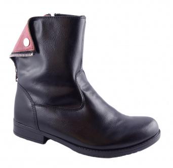 Zvětšit Kornecki 4584, dievčenská zimná obuv