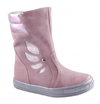 Zvětšit Kornecki 4821 LILA, dievčenská zimná obuv