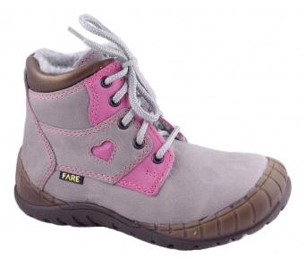 Zvětšit Fare 842153, dievčenská zimná obuv