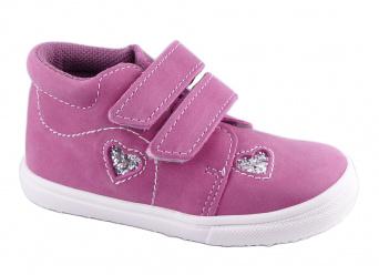 Zvětšit JONAP J022/M/V srdce ružová, celoročná obuv