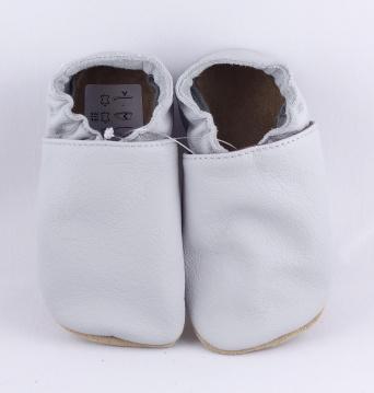 Zvětšit BABICE kožené topánočky - BA-087 BAREFOOT