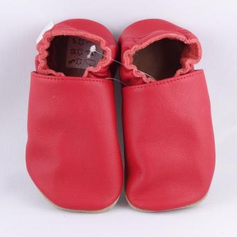 Zvětšit BABICE kožené topánočky - BA-055 BAREFOOT