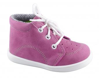 Zvětšit Boots4U první botičky T014 růžova