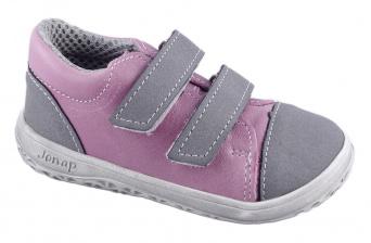 Zvětšit Jonap J-B16/M/V ružova, celoročná obuv BAREFOOT