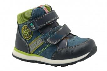 Zvětšit BUGGA B00144-04, chlapčenská celoročná obuv