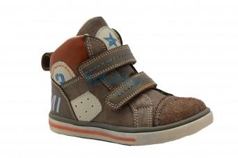 Zvětšit BUGGA B00141-04, chlapčenská celoročná obuv