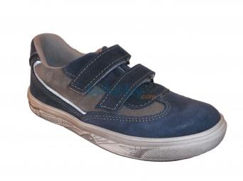 Zvětšit JONAP J023/S modrá/šedá, detská celoročná obuv