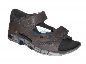 Zvětšit Kornecki 3988 POPIEL, detské letné sandále