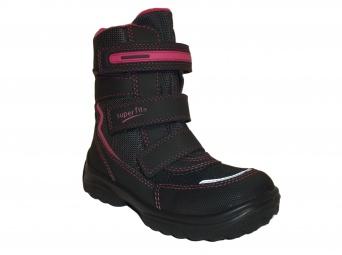 Zvětšit Superfit 3-09022-21, 02 dievčenská zimná obuv