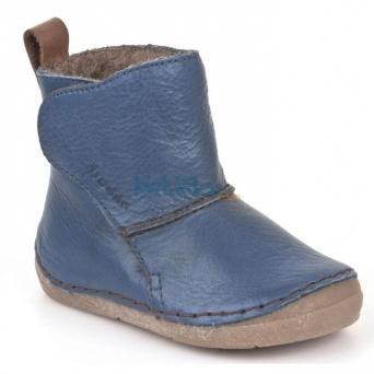 Zvětšit Froddo G2160040-1 denim, 01 detská vyteplená obuv