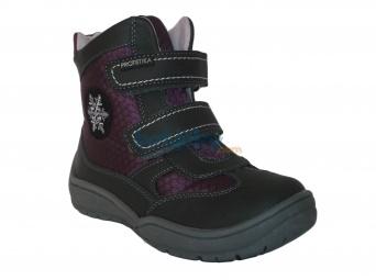 Zvětšit Protetika - Gorka grey, 01 dievčenská zimná obuv