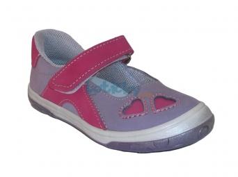 Zvětšit JONAP J030 / N fialová, 01 dievčenské balerína