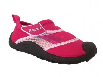 Zvětšit Detská obuv do vody, 44-0827-T1, ružová