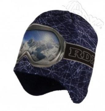 Zvětšit RDX čiapka 3550 tm.modrá, chlapčenská zimná čiapka