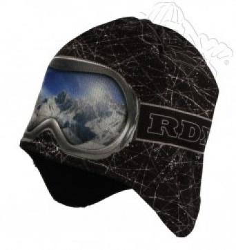 Zvětšit RDX čiapka 3550 čierná, chlapčenská zimná čiapka