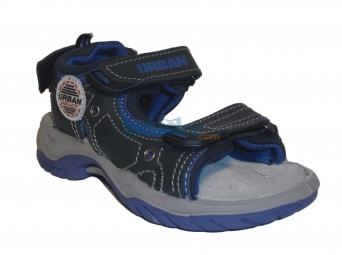 Zvětšit Orion - NT40716 modré, 02 chlapčenské sandále