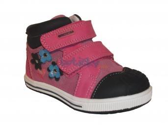 Zvětšit Protetika - Pipa pink, dievčenská celoročná obuv