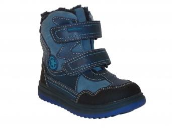 Zvětšit Protetika - Riki blue, zimná obuv