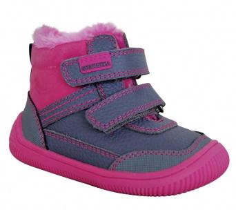 Zvětšit Protetika - Tyrel fuxia, 01 zimná obuv barefoot
