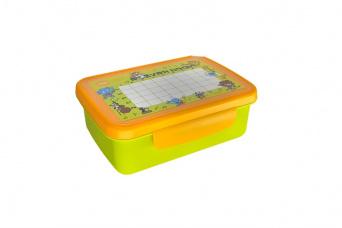 Zvětšit Zdravá sváča komplet box zelená/žltá