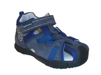 Zvětšit Protetika - Zenaro navy, detské sandále